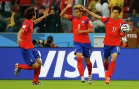 ЧМ-2014. Южная Корея не проиграет вторым номерам сборной Бельгии