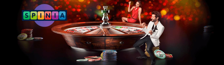 Spinia online casino